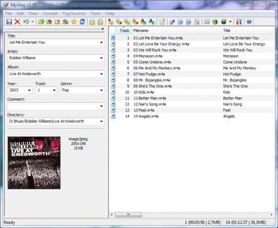 MP3 Tag