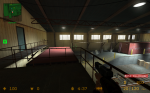 Yes, you can play CS:S on a Mac in fullscreen